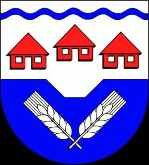 Holstenniendorf - Image: Holstenniendorf Wappen