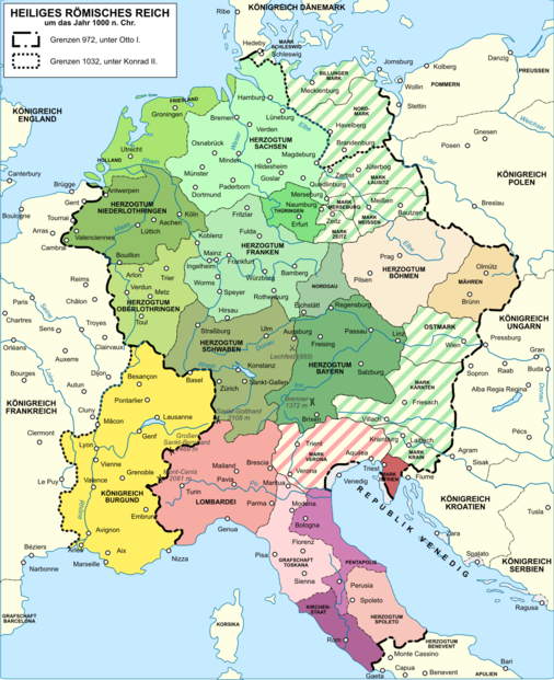 File:Holy Roman Empire 1000 map-de.png