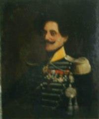 Homem em traje militar (2)