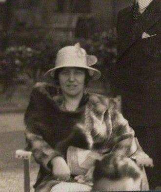 Hope Mirrlees - Mirrlees in 1931