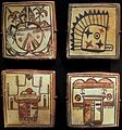 Hopi ceramic tiles, c. 1895, Heard Museum.jpg