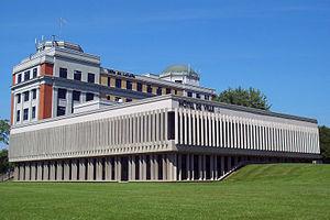 LaSalle, Quebec - The Borough Hall of LaSalle.