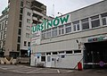 Housing cooperative Ursynów, Warsaw and ambulance station.jpg