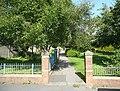 Housing estate footpath off Field Head Lane, Birstall - geograph.org.uk - 1361793.jpg