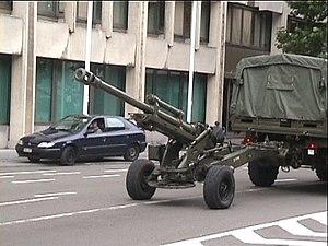 LG1 105mm榴弾砲