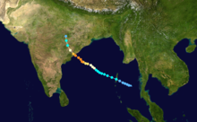 short essay on hudhud cyclone