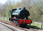 Hunslet 0-6-0ST 'Sapper', Built 1944 for the War Department.jpg