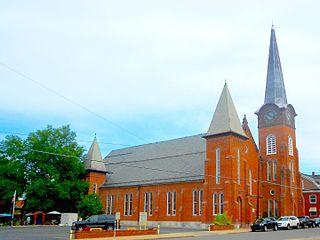 Huntingdon, Pennsylvania Borough in Pennsylvania, United States