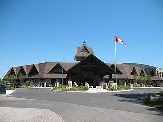Huntsville, Ontario - Huntsville Centennial Park
