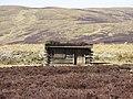 Hut south of Meallneveron - geograph.org.uk - 387043.jpg