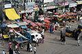 Hyderabad India slum traditional retail center September 2007.jpg