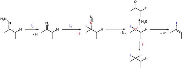 Vinyl Iodide Lewis Structure