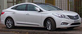 Hyundai Azera V6 GLS 2014 (14489241593).jpg