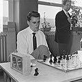 IBM schaaktoernooi, G. Hitesan (Roemenie), Bestanddeelnr 917-9979.jpg