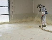 isolant thermique mur intérieur