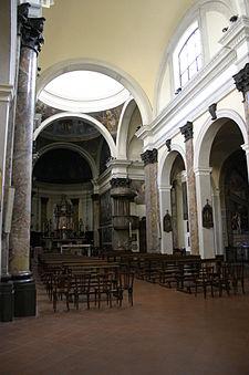 Chiesa di san giorgio al palazzo wikipedia for Giorgio iv milano