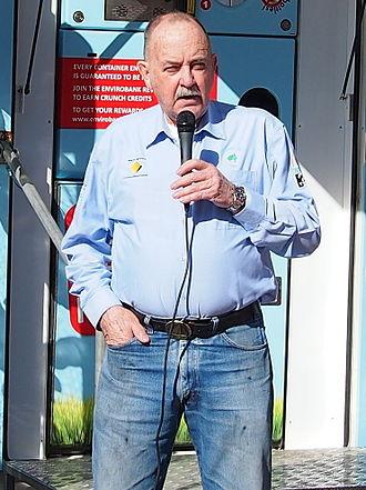 Ian Kiernan - Kiernan in 2013