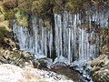 Icicles, Scope Beck - geograph.org.uk - 1109738.jpg