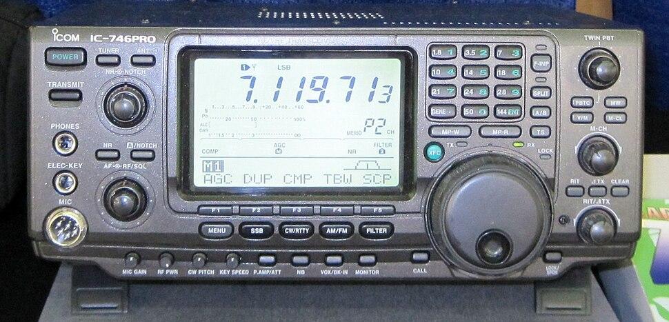 Icom IC-746PRO