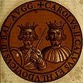 Icones imperatorvm romanorvm, ex priscis numismatibus ad viuum delineatae, and breui narratione historicâ (1645) (14746714695).jpg