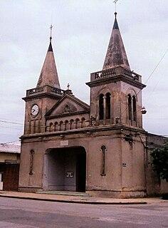 Sarandí del Yí City in Durazno, Uruguay