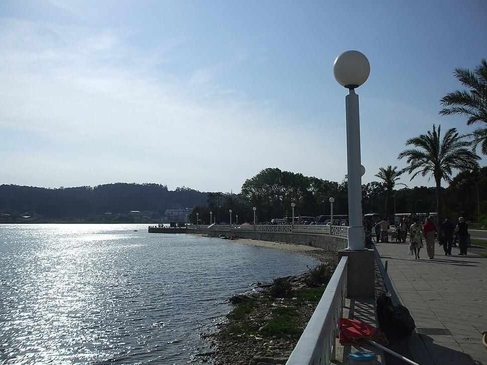 Illa da Toxa, O Grove, Galicia (Spain)