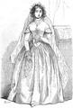 Illustrirte Zeitung (1843) 01 016 2 Brautanzug der Gräfin J in Paris.PNG