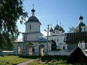 Kadnikov - Ilyinsky Pogost