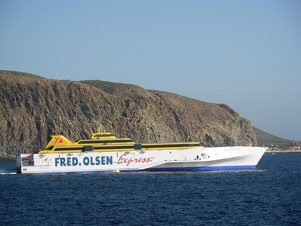 Image-Cruiseferry Tenerife 2