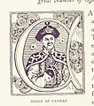 Image taken from page 300 of 'The Marvellous Adventures of Sir John Maundevile ... Edited and ... illustrated by A. Layard. With a preface by J. C. Grant' (11132822816).jpg