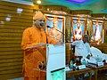 Inauguration of Higher Secondary course at Ramakrishna Mission, Baranagar, June 2018 A.jpg