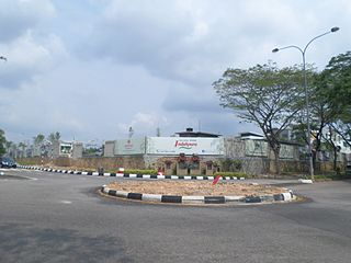 Indahpura A suburb in Johor