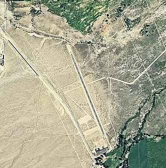 Independence Airport - 2006 USGS airphoto