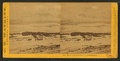 Indian Ranch on Columbia during Salmon Fishing, by Watkins, Carleton E., 1829-1916.png