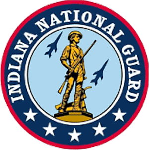 Indiana Air National Guard - Image: Indiana National Guard Emblem