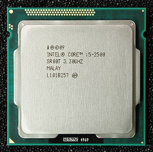 Intel HD and Iris Graphics - Core i5 processor with integrated HD Graphics 2000