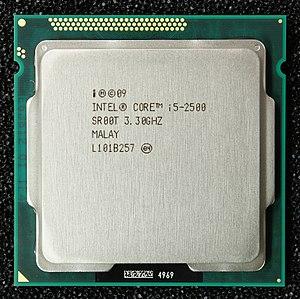 GPU switching - Image: Intel core i 5 2500 top IMGP9336 wp