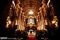 Interior da Igreja de São Francisco de Paula, Rio de Janeiro - Nave, vista para o coro alto (4).jpg