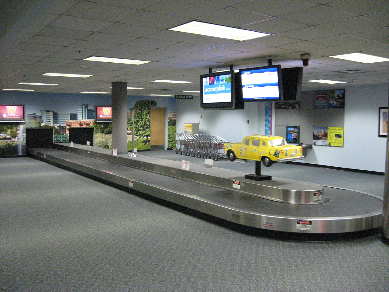 Kalamazoo International Airport Car Rentals