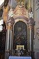 Interior of the Church of Saints Peter and Paul in Nová Ríše 13.jpg