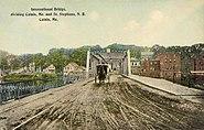 International Bridge, Calais, ME