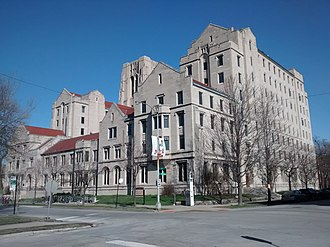 Housing at the University of Chicago - International House