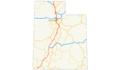 Interstate 15 in Utah map.png
