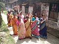 Inviting Goddess Ganga - Hindu Sacred Thread Ceremony - Simurali 2009-04-05 4050051.JPG