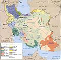 Iran ethnoreligious distribution 2004 in hebrew.jpg