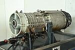 Ishikawajima-Harima XJ3 turbojet engine left front view in Yamato Museum May 6, 2019 02.jpg