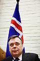 Islands statsminister Geir H. Haarde under Nordiska Radets session i Oslo. 2007-10-30. Foto- Magnus Froderberg-norden.org (5).jpg