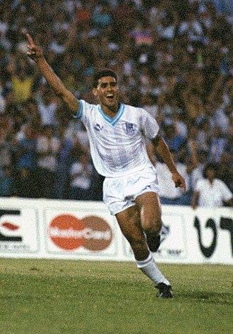 Tal Banin - Banin in 1990