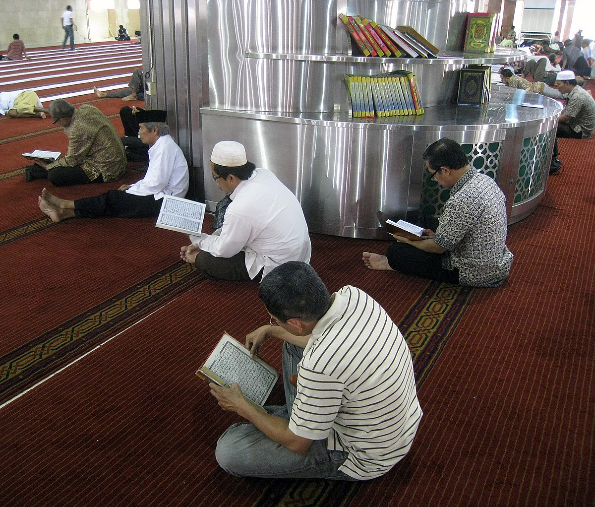 Islam en Indonesia  Wikipedia, la enciclopedia libre