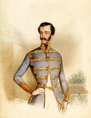 Palatine of Hungary - Archduke Stephen